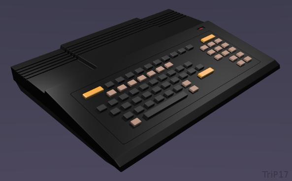VG5000µ en 3D, version 2