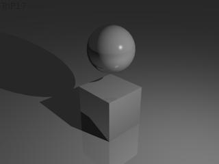 Cube et Sphère d'origine